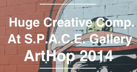 Art Hop Creative Comp!