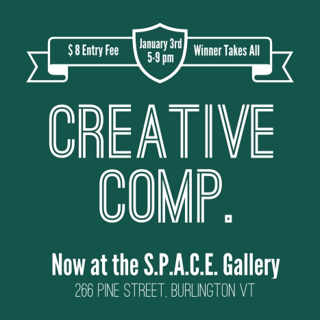 Creative Comp Now at Space