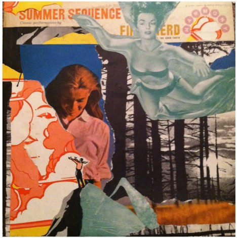 Summer Sequence by Christy Mitchell