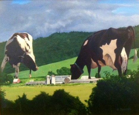 Return of the Prodigal Cows by David Goodrich