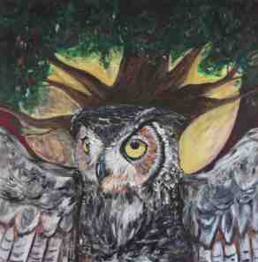 Great Horned Owl by Tyler Jackson