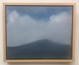 Sage Tucker-Ketcham, 'Mountain Peak I', oil on canvas