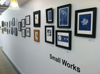 Call to All Artists  Small Works! Holiday Exhibition at Space ... a1b718bedadb0